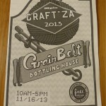 craft'za flyer
