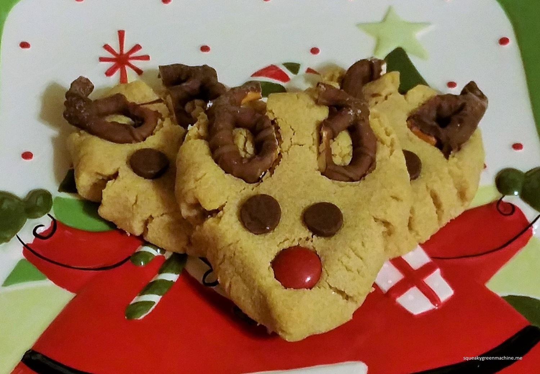 rudolph cookies