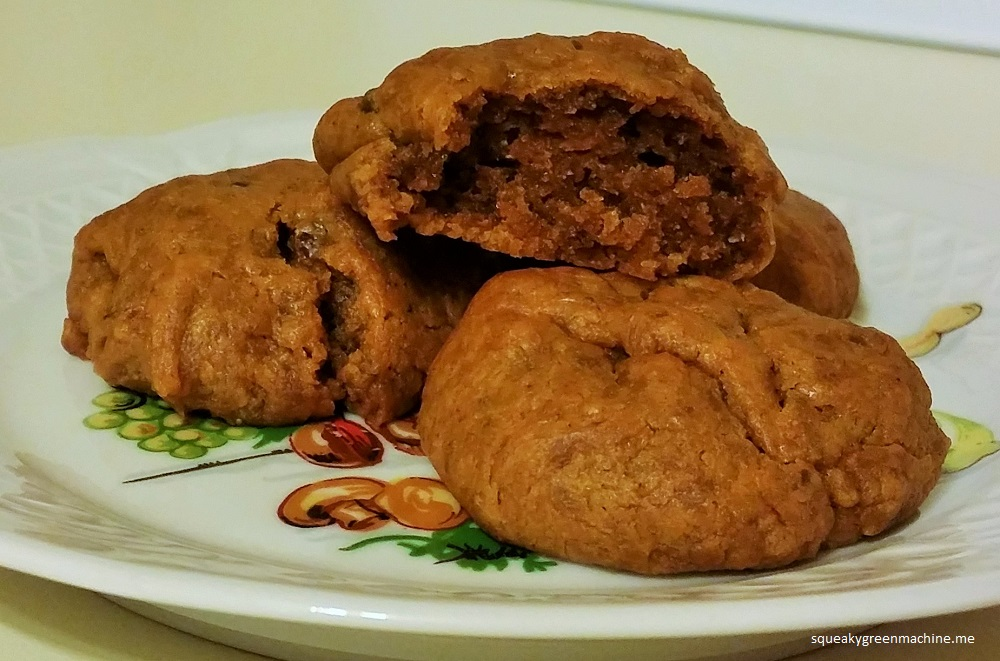 sriracha peanut butter cookies